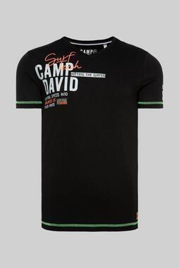 Tričko CCB-2102-3775 black
