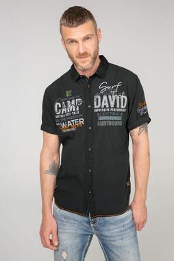 Košile CCB-2102-5780 black