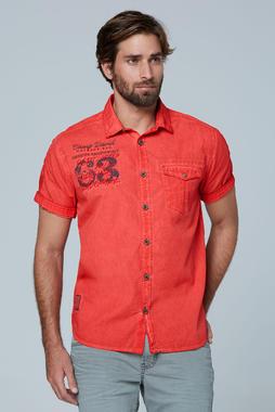 Košile CCG-2003-5713 red orange