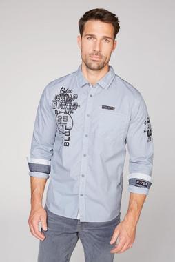 Košile CCB-2009-5249 pale white