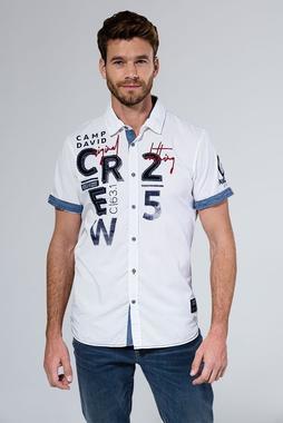 Košile CCB-1907-5838 Opticwhite