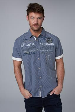 Košile CCB-1912-5430 blue navy