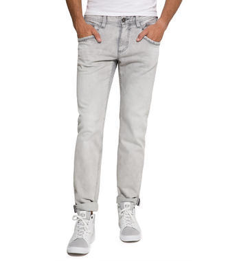 Worker Jeans CCD-1707-1841 Grey Denim Aged