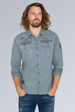 Košile CCG-1908-5064 fog blue