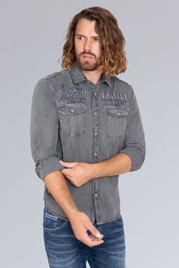 Košile CCG-1908-5064 fossil grey