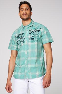 Košile CCG-2004-5726 clover green