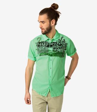 Košile CCU-1900-5991 neon green