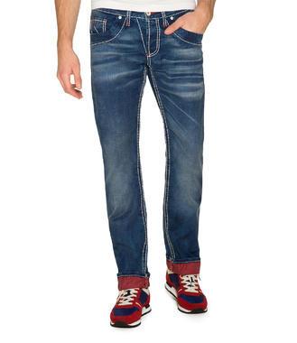Tmavě modré džíny Camp David Regular Fit CDU-9999-1448