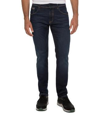 tmavě modré džíny Regular Fit CDU-9999-1655