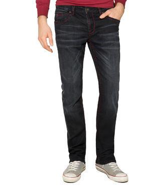 Černé džíny Bootcut CDU-9999-1971