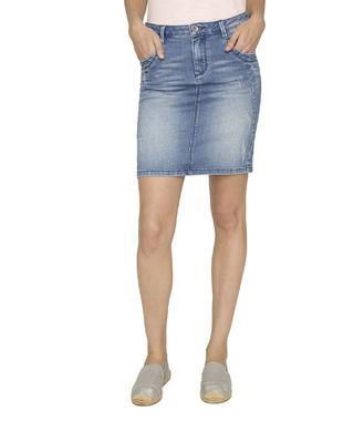 Džínová sukně SDU-1900-7398 blue used