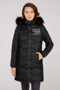 Kabát SP2155-2299-32 black