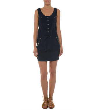 Sportovní šaty SPI-1704-7001 caribbean sea