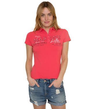 tričko SPI-1804-3209 pink coral