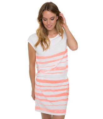 šaty SPI-1805-7237 opticwhite