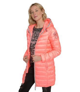 Kabát SPI-1855-2786 neon pink