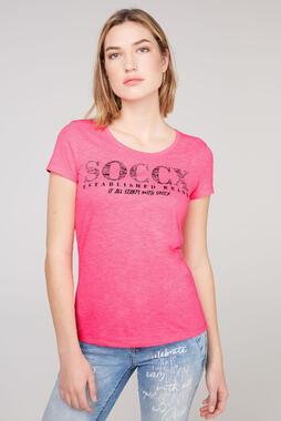 Tričko SPI-2100-3603-4 paradise pink