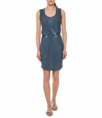 Tmavě modré šaty