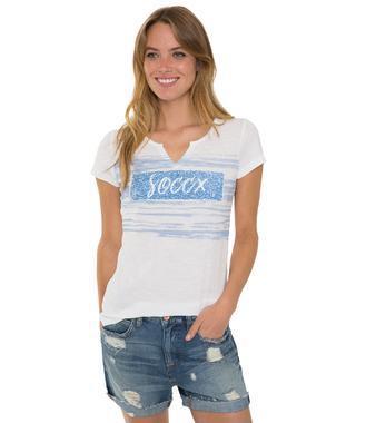 tričko STO-1804-3266 optic white