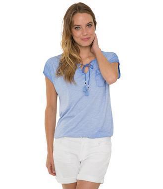 tričko STO-1804-3268 blue lavender