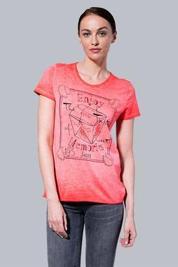 Tričko STO-1907-3875 Asian Red