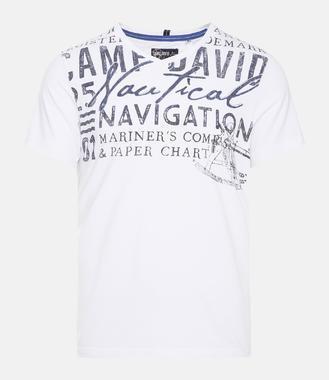 tričko - CCB-1901-3086 opticwhite
