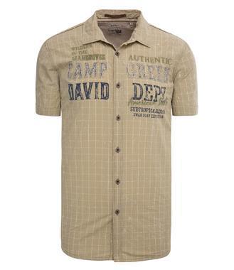 Košile CCG-1904-5412 wild khaki