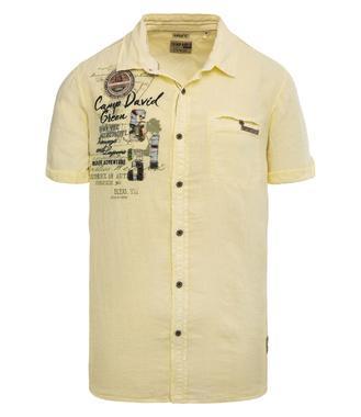 Košile CCG-1904-5413 citrus