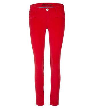 Kalhoty SPI-1508-1309-1 true red