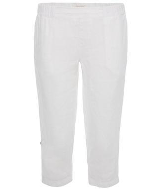 Bílé 3/4 kalhoty