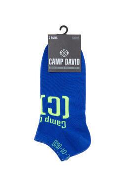 Ponožky CCB-2102-8773 urban blue
