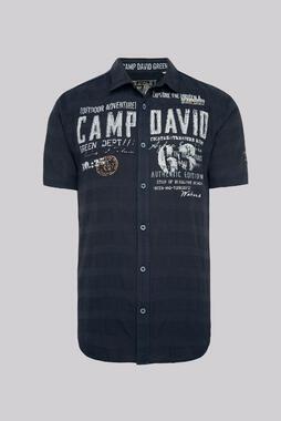 Košile CCG-2102-5821 deep sea
