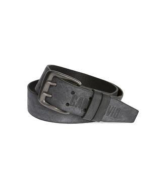 Pásek kožený CCU-9999-8423 black