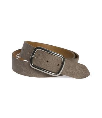 kožený pásek SCU-9999-8428 mud